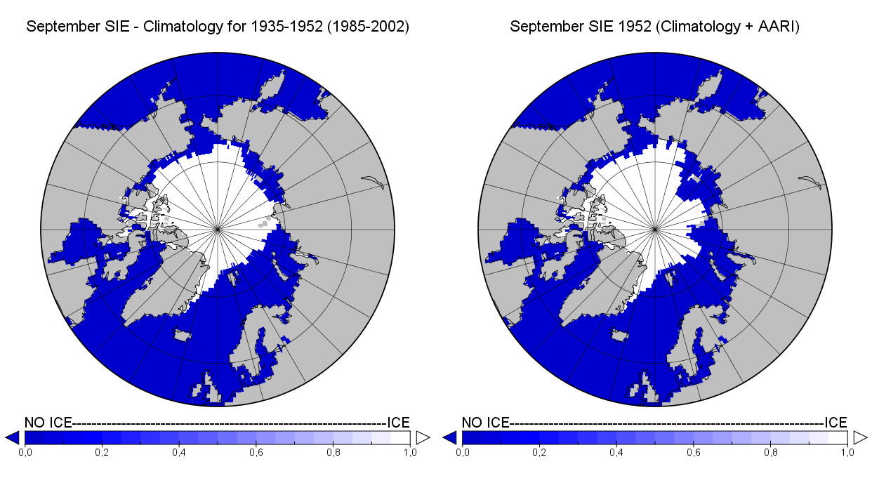 to what extent was the era Measurement of sea ice is important for safety of navigation and for monitoring the environment, particularly the climate sea ice extent interacts with large climate patterns such as the north atlantic oscillation and atlantic multidecadal oscillation , to name just two, and influences climate in the rest of the globe.